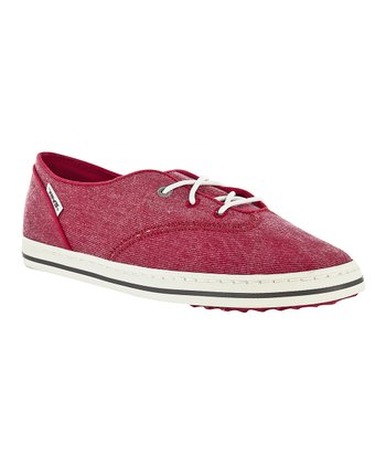Red Mush Shoreline Sneaker - Women