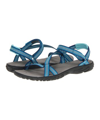 Blue Zirra Sandal - Kids