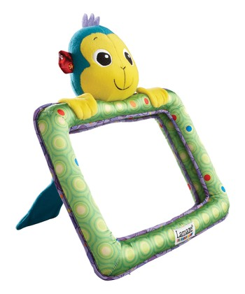 Green Monkey Mirror