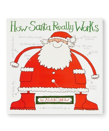 How Santa Really Works Hardcover