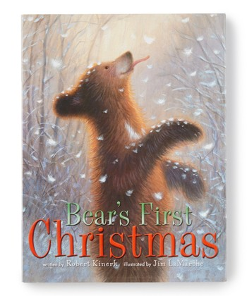 Bear's First Christmas Hardcover