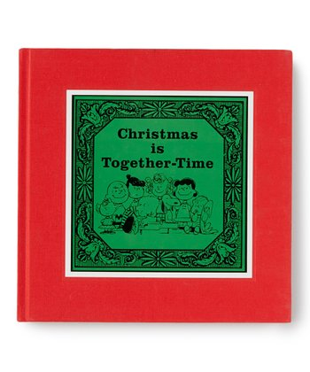 Christmas is Together-Time Hardcover