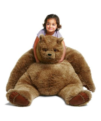 Kodiak Bear 32'' Plush Toy
