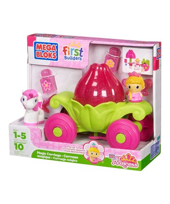 Little Princess Magic Carriage Set
