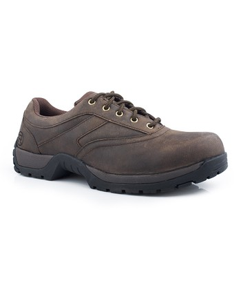 Brown Performance Lite Shoe - Men