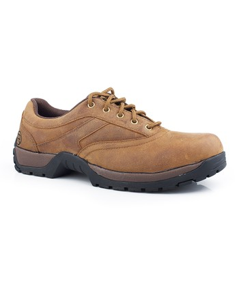 Tan Performance Lite Shoe - Men