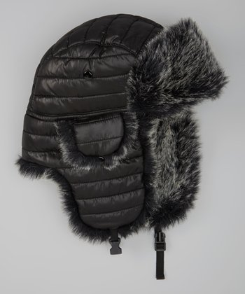Black Dekko Trapper Hat