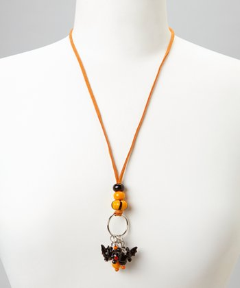 Bats Pendant Necklace