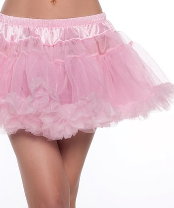 Light Pink Sheer Kate Petticoat