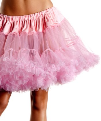Light Pink Sheer Annie Petticoat