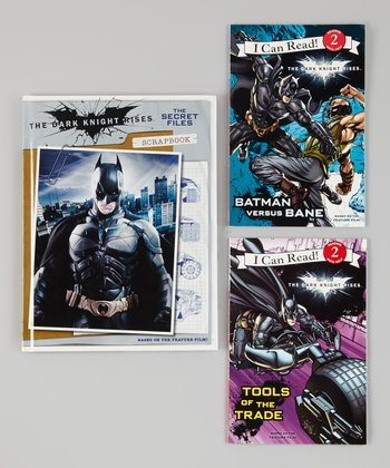 Dark Knight Rises Paperback Set