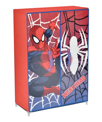 Spider-Man 'Web Head' Collapsible Storage Wardrobe