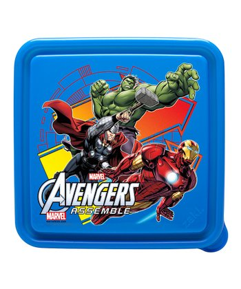 Avengers ChillPak Food Container
