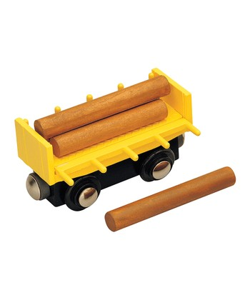 Log Car & Removable Logs