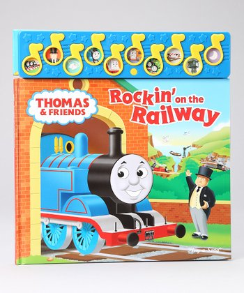 Thomas & Friends: Rockin' on the Railway Hardcover