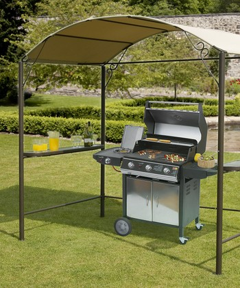 Steel Barbecue Gazebo