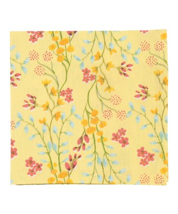 Secret Garden Napkin - Set of Four