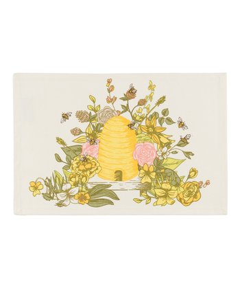 Beehive Place Mat - Set of Four