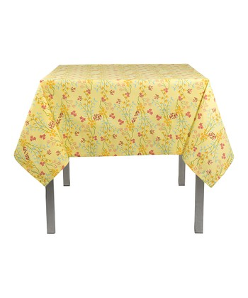Secret Garden Tablecloth