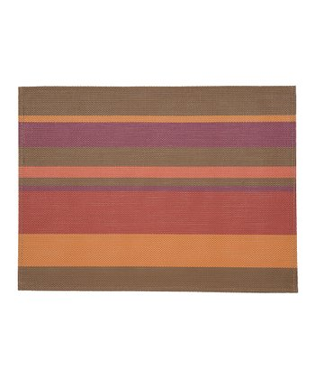 Stripe Palmyra Place Mat - Set of Four