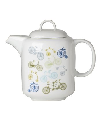 40-Oz. Bicycle Teapot