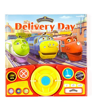 Delivery Day Board Book