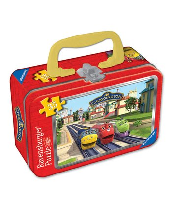 Chuggington Trainees Puzzle Set