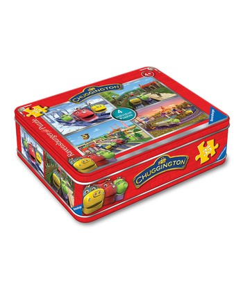 Chuggington Four Seasons Puzzle Set