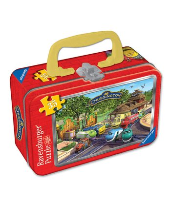 Chuggington Safari Puzzle Set