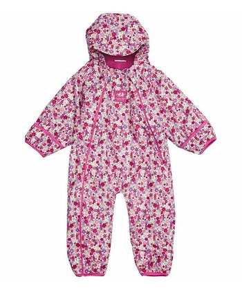 Pink Meadow Bunting - Infant & Toddler