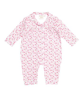 Pink Ditsy Floral Playsuit - Infant & Toddler