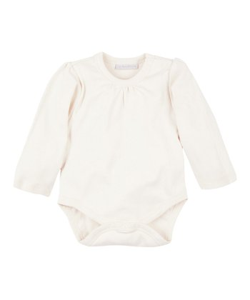 White Pretty Bodysuit - Infant & Toddler