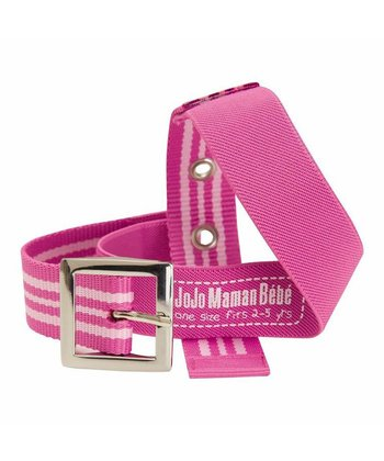 Pink Stripe Belt