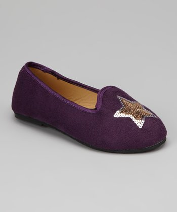 Purple Star Flat