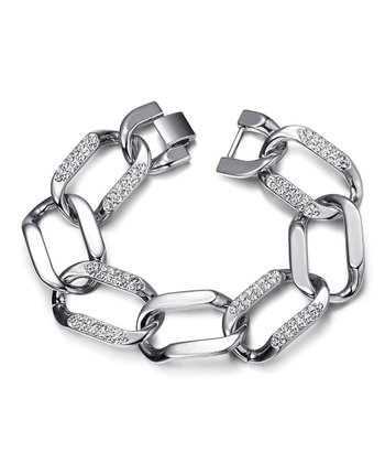 Crystal Connection Bracelet made with SWAROVSKI ELEMENTS