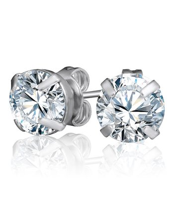 Classic Large Stud Earrings made with SWAROVSKI ELEMENTS