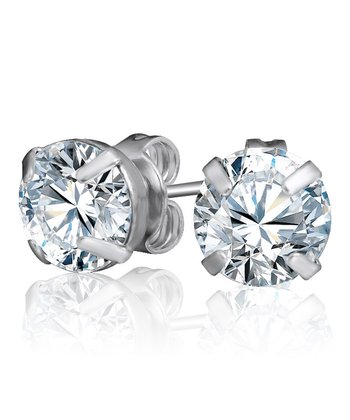 Classic Medium Stud Earrings made with SWAROVSKI ELEMENTS