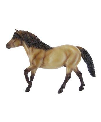 Traditional Highland Pony Figurine