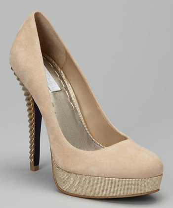 Light Pink Maria Pump