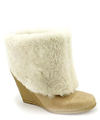 Sugar Nickita Wedge Bootie