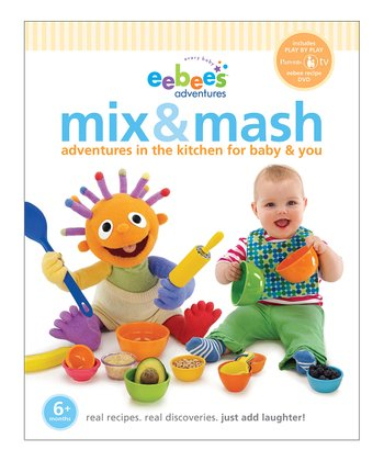 Mix & Mash Board Book