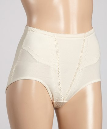 French Vanilla Shaper Briefs - Plus