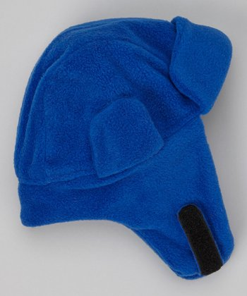 Royal Fleece Earflap Beanie