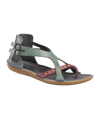 Gray Beige Pamplune Sandal - Women