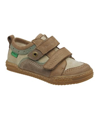 Brown Jinko Sneaker - Kids