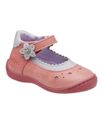 Red Grazia Shoe - Kids