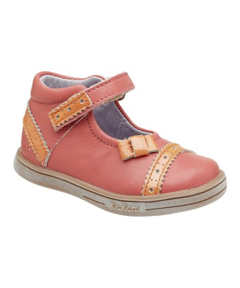 Red Tealia Shoe - Kids