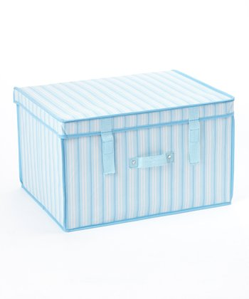 Blue Storage Box