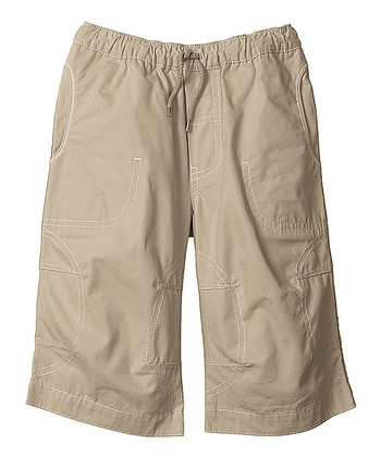 Khaki Rope Deck Pants - Infant, Toddler & Boys
