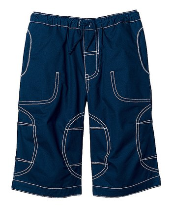 Navy Deck Pants - Infant, Toddler & Boys